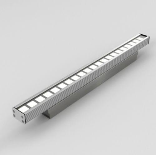 surface mounted light fixture / RGB LED / RGBW LED / linear