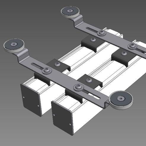LED light module - Sakma Electrónica Industrial