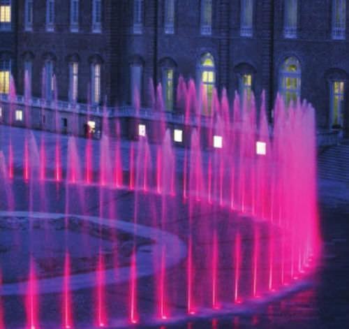 fountain jet - Crystal Fountains