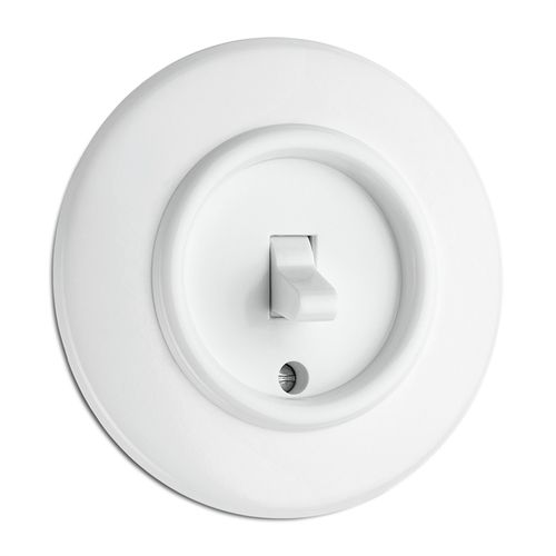 light switch / toggle / Duroplast / traditional