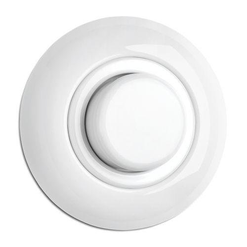 Light dimmer switch / rotating / plastic / porcelain 173080 THPG Thomas Hoof Produktgesellschaft mbH & Co. KG