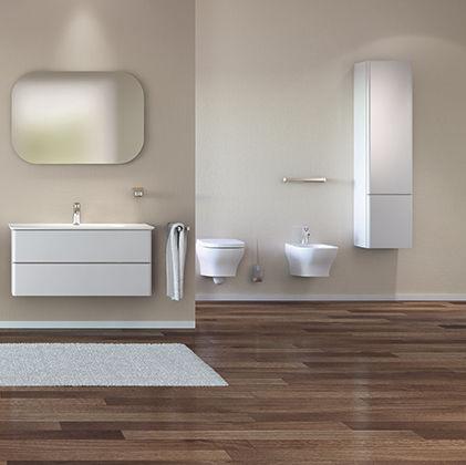 Wall-hung bidet / porcelain SOFTMOOD Ideal-Standard (UK) Ltd