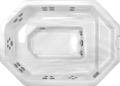 7 seater built-in hot-tub IGJ-405-26 Cal Spas
