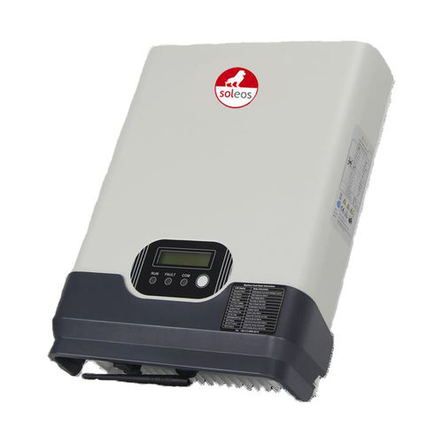 inverter for PV applications / string / single-phase / transformerless