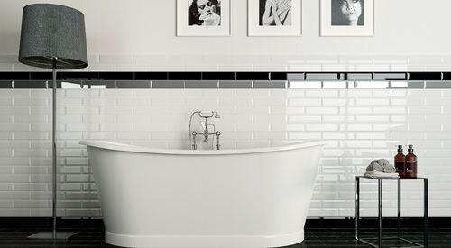 indoor tile / bathroom / floor / wall