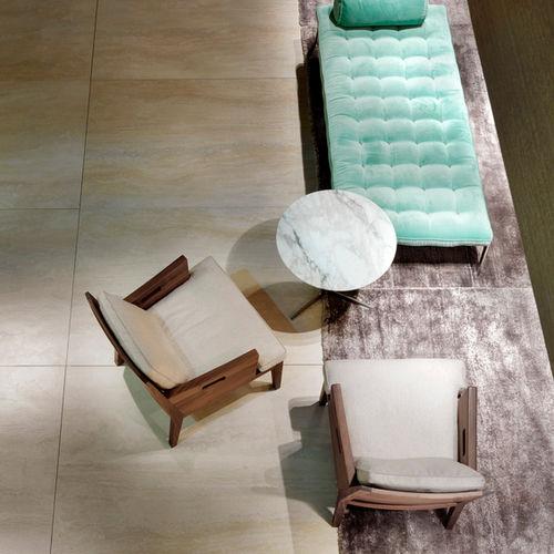 Ceramic flooring / professional / smooth / stone look I NATURALI LAMINAM