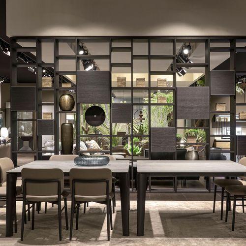 furniture decorative panel / ceramic / for interior / for exterior fittings