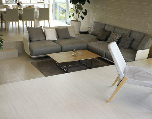 Ceramic floor covering / residential / smooth / stone look PIETRE: OSSIDIANA VENA CHIARA LAMINAM