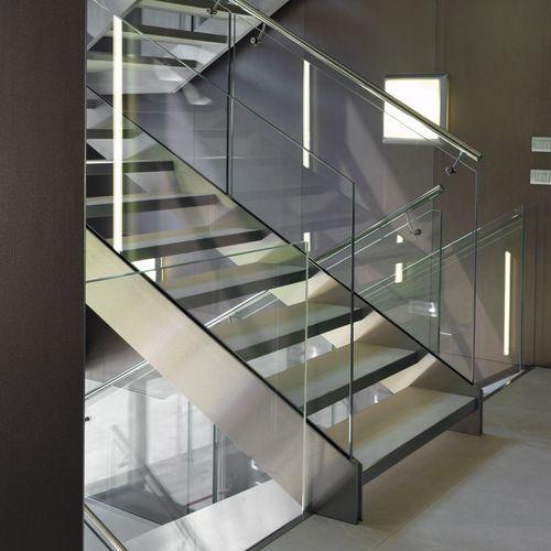 Wood fiber wallcovering / commercial / textured / metal look FILO: BRONZO LAMINAM