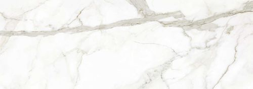 Ceramic floor covering / commercial / high-gloss / marble look MARMI: CALACATTA ORO VENATO LAMINAM