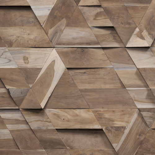 wooden wallcovering / home / for offices / tertiary