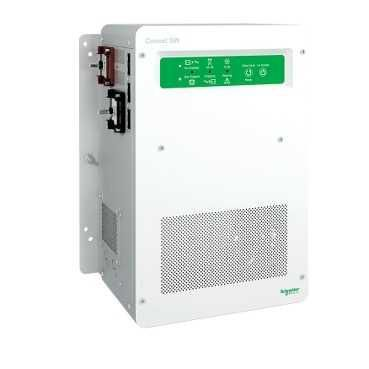 solar inverter / single-phase / with built-in battery