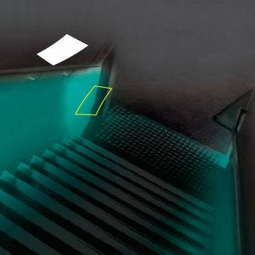 phosphorescent coating / decorative / for metal / polyurethane