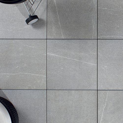 Indoor tile / floor / porcelain stoneware / plain L'ALTRA PIETRA - COLOSSEO BRESSA GRANULATI ZANDOBBIO SPA