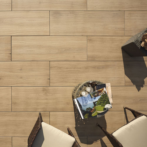 Indoor tile / outdoor / floor / porcelain stoneware L'ALTRA PIETRA - ARENA HOLZ NOCE GRANULATI ZANDOBBIO SPA