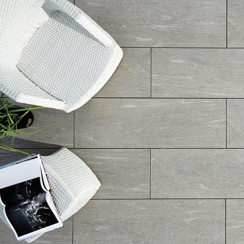 Indoor tile / outdoor / floor / porcelain stoneware L'ALTRA PIETRA - ARENA CALANCA LIGHT GRANULATI ZANDOBBIO SPA