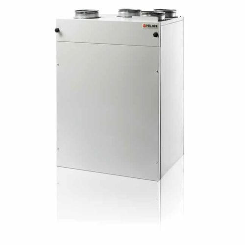 centralized ventilation unit / dual-flow / residential / for homes