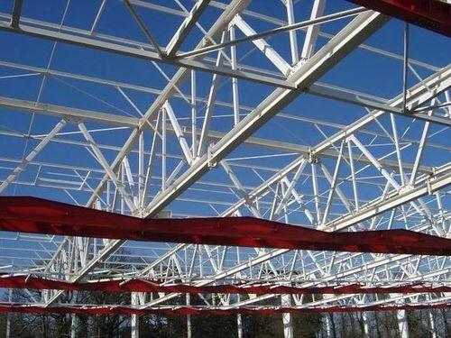 Steel beam / rectangular / lattice AIRBUS - BAT COMPOSITES U37 by Oceanis BRIAND C.M.