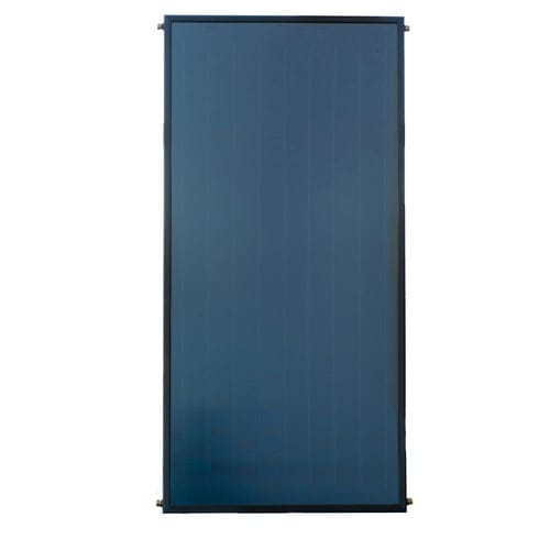 flat thermal panel / with frame