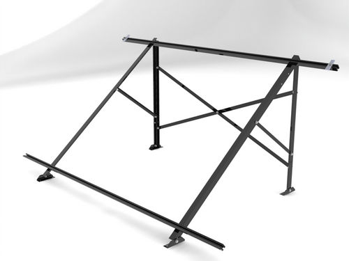 stand-alone mounting system / solar collector