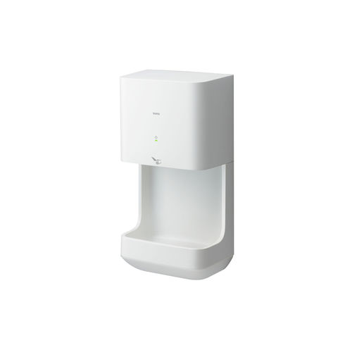 automatic hand dryer / wall-mounted
