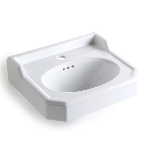 wall-mounted washbasin - BLEU PROVENCE