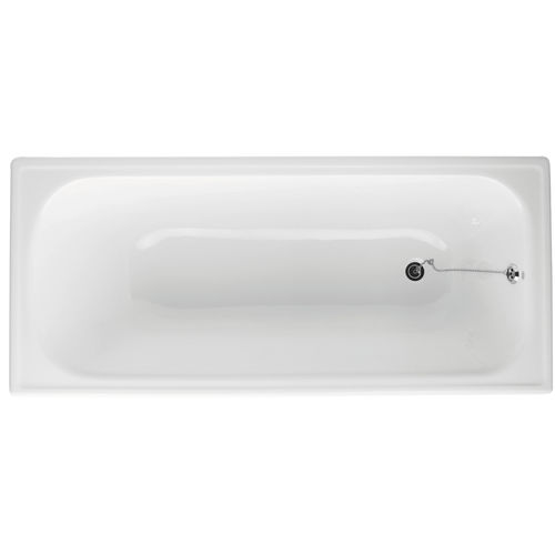 Cast iron bathtub VGI6150 - VGI6160 - VGI6170 BLEU PROVENCE