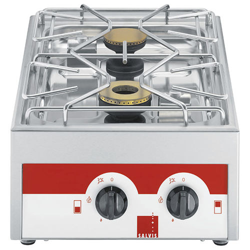 gas cooktop / commercial / cast iron