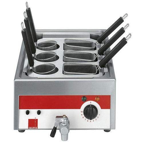 electric cooker / for pasta / commercial