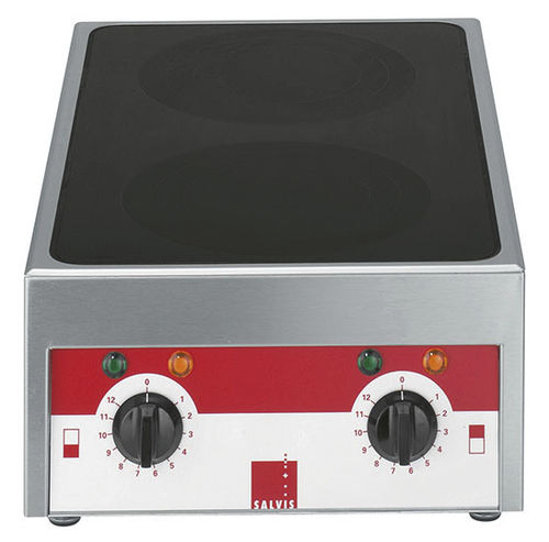 electric cooktop / commercial