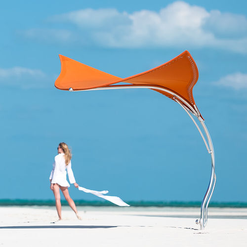 Commercial shade sail / triangular STINGRAY TUUCI