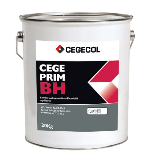 epoxy primer / for concrete / for tiles / for cement