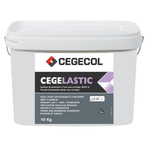 protection liquid waterproofing system / for flooring / for walls / for flooring screed