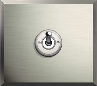 light switch / push-button / toggle / double