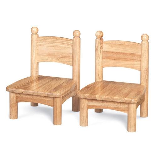 traditional chair / child's / hardwood / kindergarten