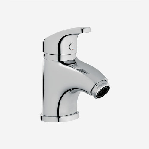 handbasin mixer tap / brass / bathroom / 1-hole