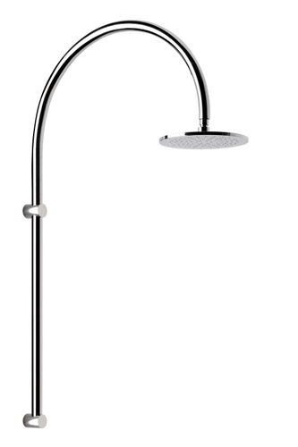 Stainless steel outdoor shower ARCO Inoxstyle