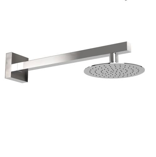 Stainless steel outdoor shower DOCCIA ISCHIA R (09006 R) Inoxstyle