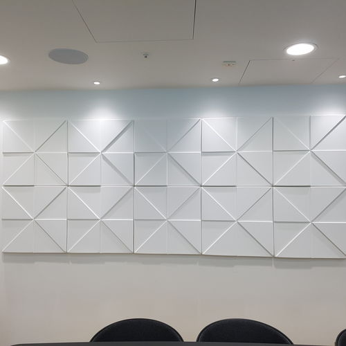 interior fitting acoustic panel - Soundtect