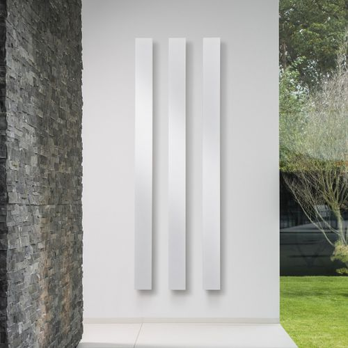 electric radiator / aluminum / contemporary / wall-mounted