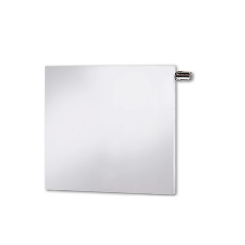steel radiator / chrome / contemporary / wall-mounted