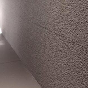 natural stone wall cladding / porphyry / interior / stone look