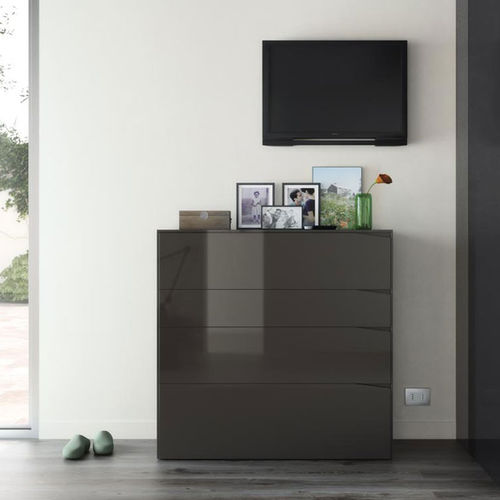 Contemporary chest of drawers / wooden / MDF / modular S2  VIVE - MUEBLES VERGE S.L.