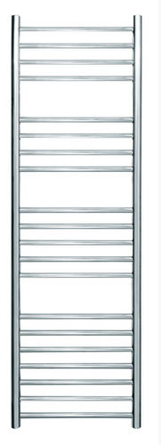 Electrical towel radiator / vertical / stainless steel / wall-mounted ASHDOWN 400 JIS Europe