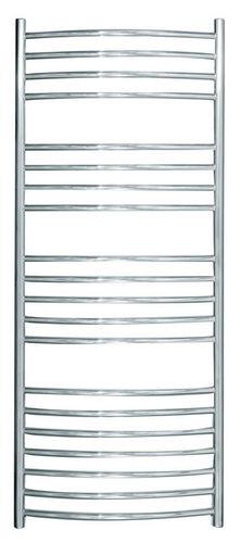 Electric towel radiator / vertical / stainless steel / wall-mounted ADUR 520 JIS Europe