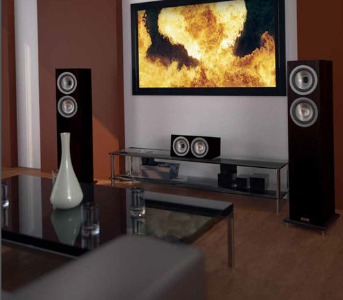Tower speaker REVOLUTION DC6 T TANNOY