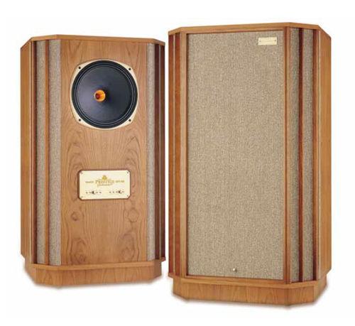 shelf speaker / wooden