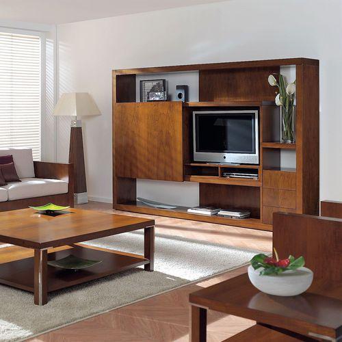 contemporary TV wall unit - ArtesMoble