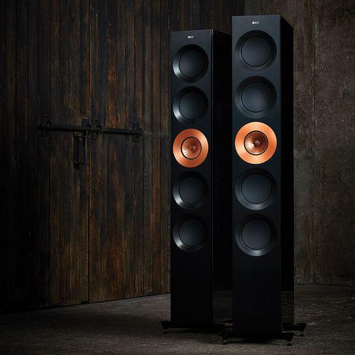tower speaker / aluminium