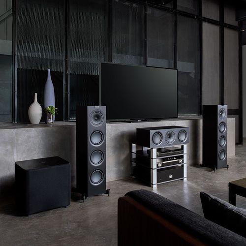 central speaker / aluminium